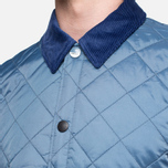 Мужская куртка Barbour Chip Lifestyle Quilt Dark Chambray фото- 5