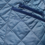 Мужская куртка Barbour Chip Lifestyle Quilt Dark Chambray фото- 7