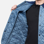 Мужская куртка Barbour Chip Lifestyle Quilt Dark Chambray фото- 6