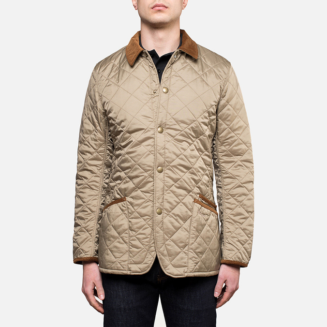 Мужская куртка Barbour Chip Lifestyle Quilt Military