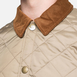 Мужская куртка Barbour Chip Lifestyle Quilt Military фото- 5