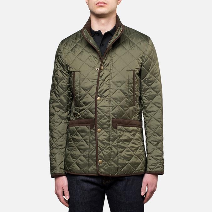 Мужская куртка Barbour Cordwiner Olive