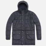 Мужская куртка Barbour Fairford Navy фото- 0