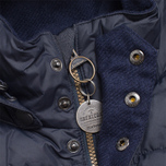 Мужская куртка Barbour Fairford Navy фото- 3