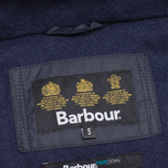 Мужская куртка Barbour Fairford Navy фото- 7