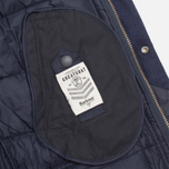 Мужская куртка Barbour Fairford Navy фото- 5