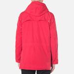 Мужская куртка Barbour Japanese Overdyed SL Durham Red фото- 3