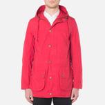 Мужская куртка Barbour Japanese Overdyed SL Durham Red фото- 4