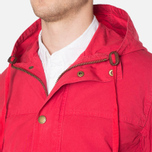 Мужская куртка Barbour Japanese Overdyed SL Durham Red фото- 5