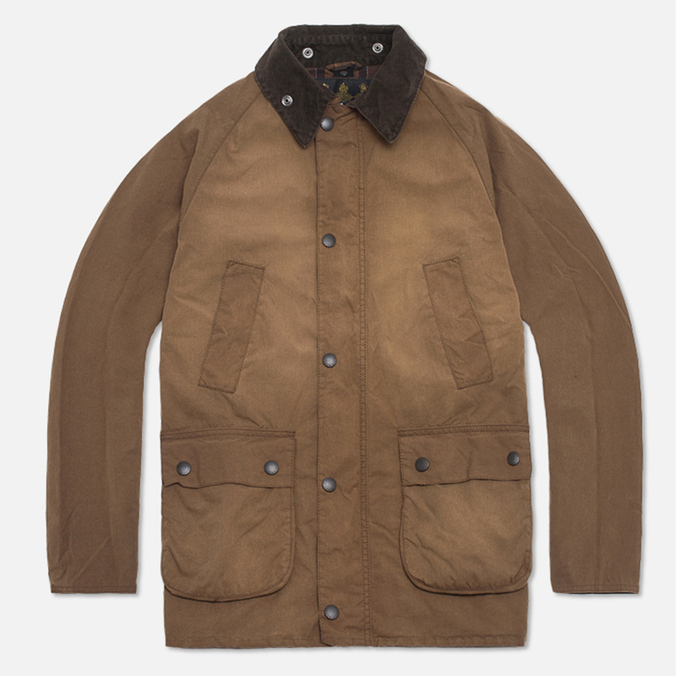 Мужская куртка Barbour Japanese SL Bedale Washed Bark