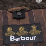 Мужская куртка Barbour Japanese SL Bedale Washed Bark фото- 7
