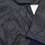Мужская куртка Barbour Japanese Wax SL Bedale Navy фото- 3