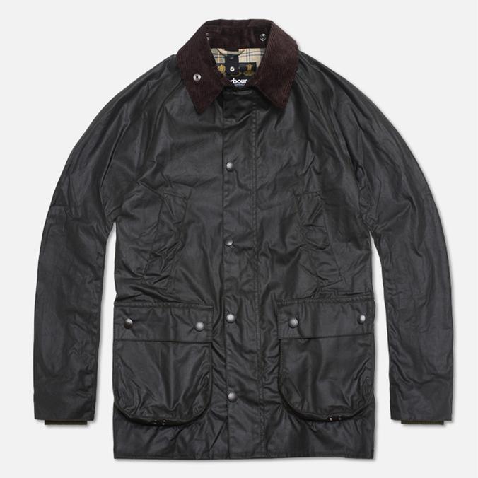 Barbour Japanese Wax SL Bedale Jacket Sage