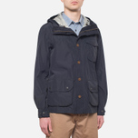 Мужская куртка Barbour Sandbridge Waterproof Navy фото- 0