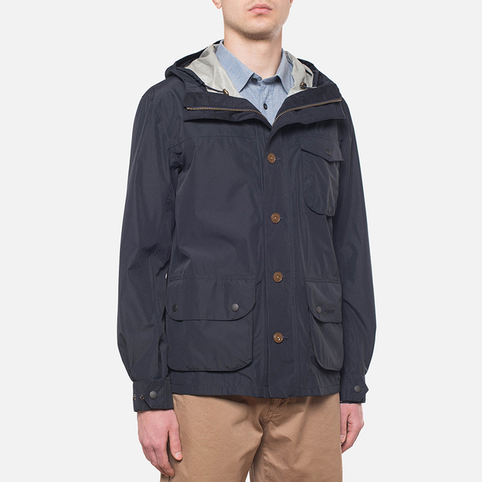 Мужская куртка Barbour Sandbridge Waterproof Navy