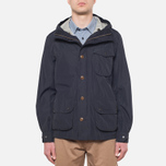 Мужская куртка Barbour Sandbridge Waterproof Navy фото- 4