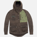 Barbour Traction Jacket Olive photo- 0