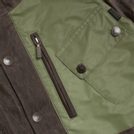 Мужская куртка Barbour Traction Olive фото- 4