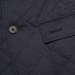 Мужская стеганая куртка Barbour Windsor Quilt Navy фото- 4