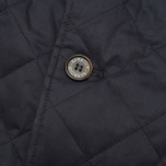Мужская стеганая куртка Barbour Windsor Quilt Navy фото- 3