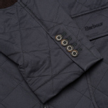 Мужская стеганая куртка Barbour Windsor Quilt Navy фото- 6