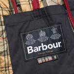 Мужская стеганая куртка Barbour Windsor Quilt Navy фото- 9