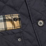 Мужская стеганая куртка Barbour Windsor Quilt Navy фото- 7