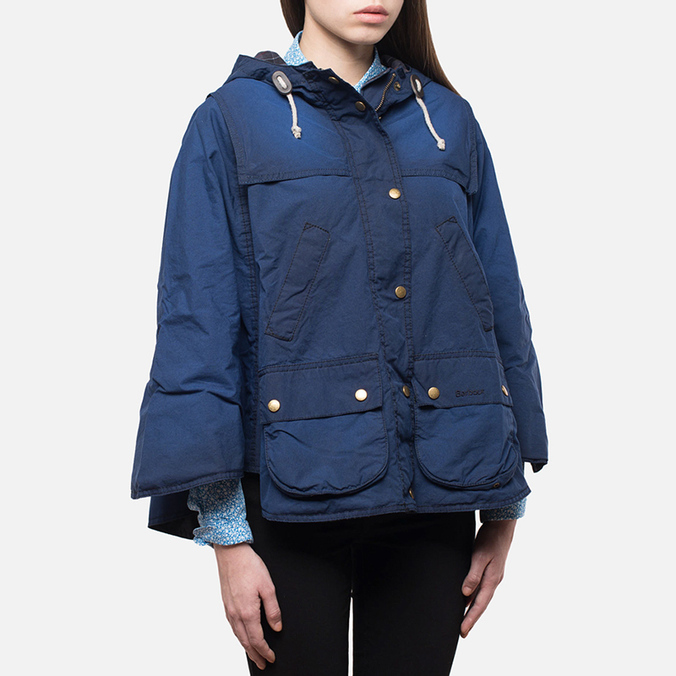 Женская куртка Barbour Dales Cape Indigo