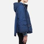 Женская куртка Barbour Dales Cape Indigo фото- 1