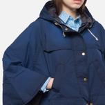 Женская куртка Barbour Dales Cape Indigo фото- 6