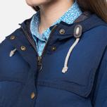 Женская куртка Barbour Dales Cape Indigo фото- 5