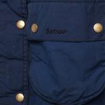 Женская куртка Barbour Dales Cape Indigo фото- 7