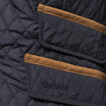 Женская куртка Barbour Downham Quilted Navy фото- 7
