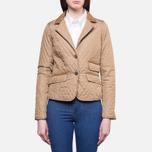 Женская куртка Barbour Downham Quilted Sandstone фото- 0