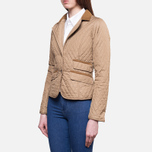 Женская куртка Barbour Downham Quilted Sandstone фото- 1