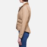 Женская куртка Barbour Downham Quilted Sandstone фото- 2