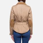 Женская куртка Barbour Downham Quilted Sandstone фото- 4
