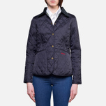 Barbour Eliza Summer Liddesdale Navy/Natur photo- 0