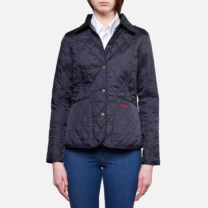 Женская куртка Barbour Eliza Summer Liddesdale Navy/Natur