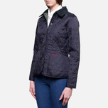 Barbour Eliza Summer Liddesdale Navy/Natur photo- 1