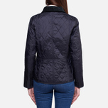 Barbour Eliza Summer Liddesdale Navy/Natur photo- 3