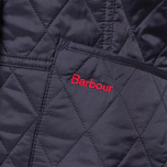 Barbour Eliza Summer Liddesdale Navy/Natur photo- 5