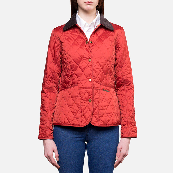 Женская куртка Barbour Eliza Summer Liddesdale Terracotta