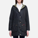 Barbour Lula Durham Navy/Natur photo- 0