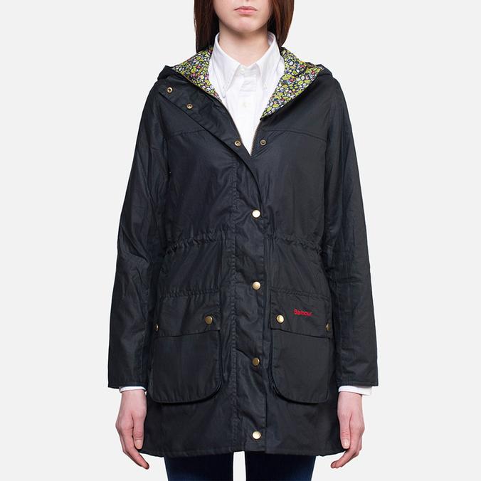 Женская куртка Barbour Lula Durham Navy/Natur