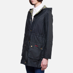 Barbour Lula Durham Navy/Natur photo- 1