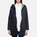 Barbour Lula Durham Navy/Natur photo- 5