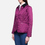 Женская куртка Barbour Prism Quilt Blackcurrant фото- 1