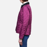 Женская куртка Barbour Prism Quilt Blackcurrant фото- 2