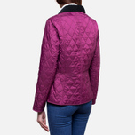 Женская куртка Barbour Prism Quilt Blackcurrant фото- 3